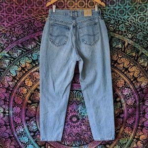 VTG LEE women's high waisted jeans 30 x 30
